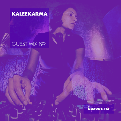 Guest Mix 199 - Kaleekarma