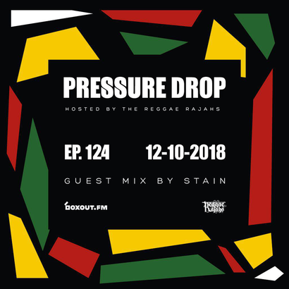 Pressure Drop 124 - Guest Mix By Stain