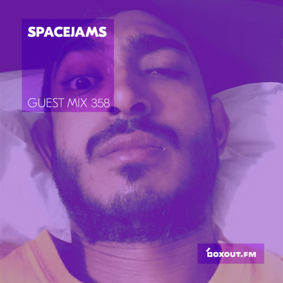 Guest Mix 358 - Spacejams