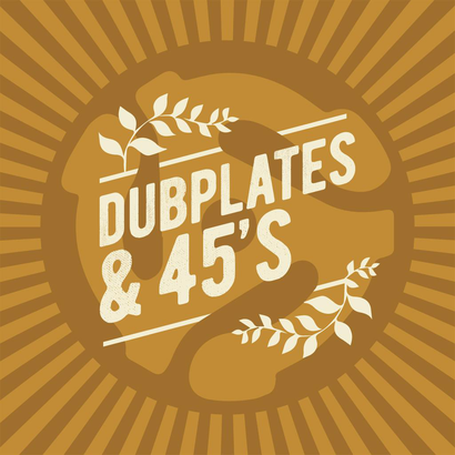 DUBPLATES AND 45'S 009 - Delhi Sultanate | BFR Sound System