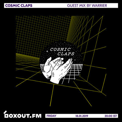 Cosmic Claps 022 - Guest Mix by Warrier