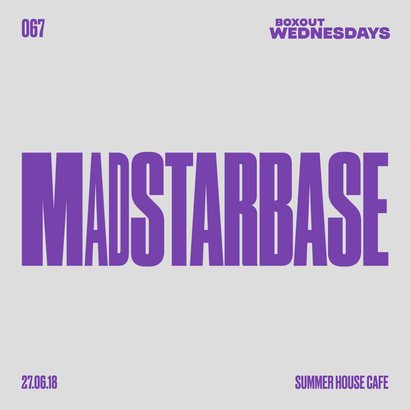 BW067.1 - MadStarBase (Insider.in X World Music Week)