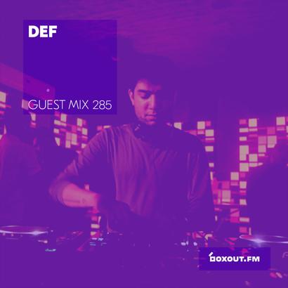 Guest Mix 285 - DEF