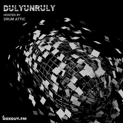 DulyUnruly 019 - Drum Attic