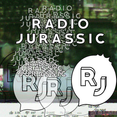 Radio Jurassic 014 - Julio Lugon
