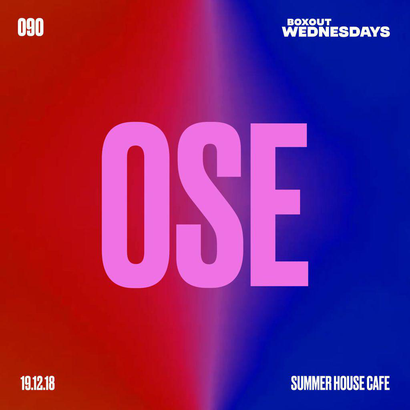 Boxout Wednesdays 090.1 - ose
