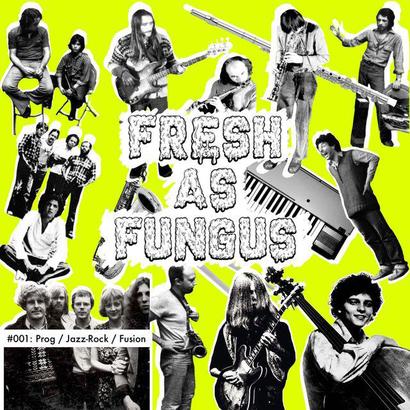 Fresh as Fungus 001 - Chinmay
