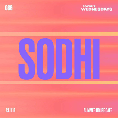 Boxout Wednesdays 086.1 - Sodhi