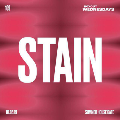 Boxout Wednesdays 109.1 - Stain