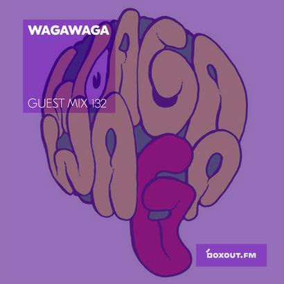 Guest Mix 132 - wAgAwAgA