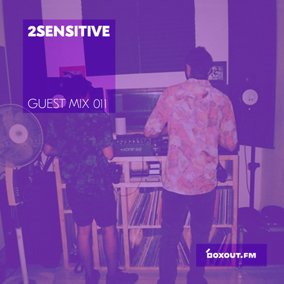 Guest Mix 011 - 2Sensitive