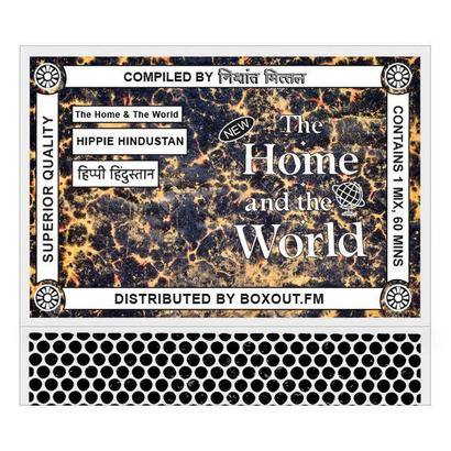 The Home And The World 011 (HIPPIE HINDUSTAN हिप्पी हिंदुस्तान) - Nishant Mittal