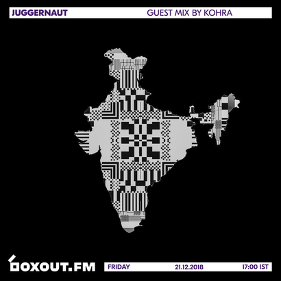 Juggernaut 021 - Guest Mix by Kohra