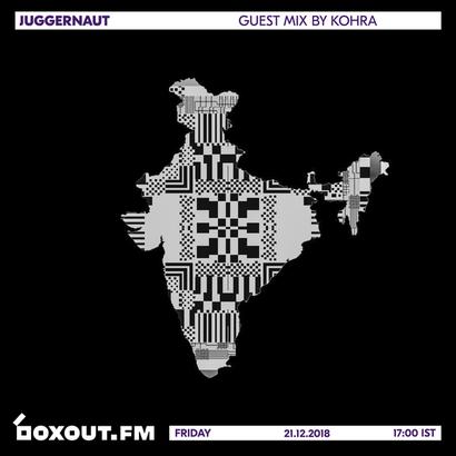 Juggernaut 021 - Guest Mix by Kohra