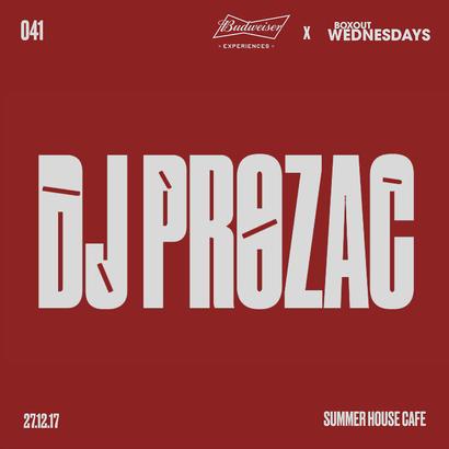 Budweiser x BW041.1 - DJ Prozac