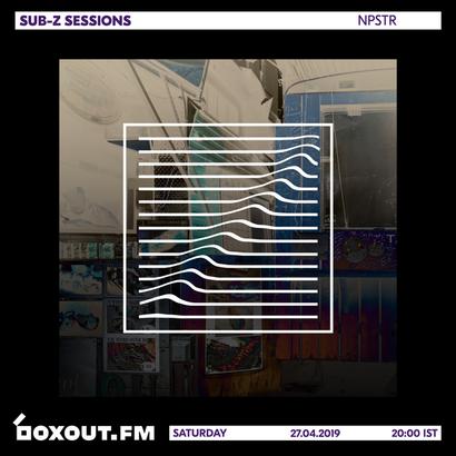 Sub-Z Sessions 058 - Npstr