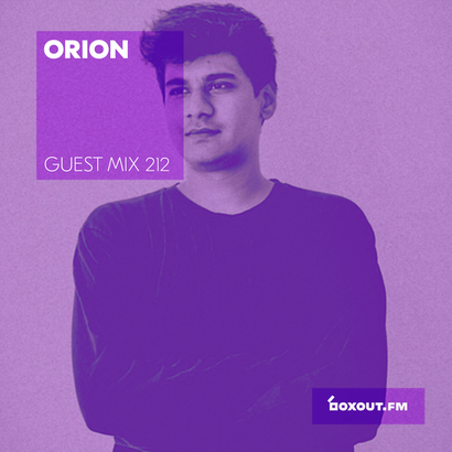 Guest Mix 212 - Orion