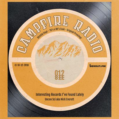 Campfire Radio 012 - Uncon Sci
