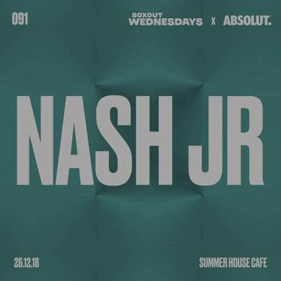 Boxout Wednesdays 091.1 - Nash JR