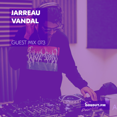 Guest Mix 073 - Jarreau Vandal