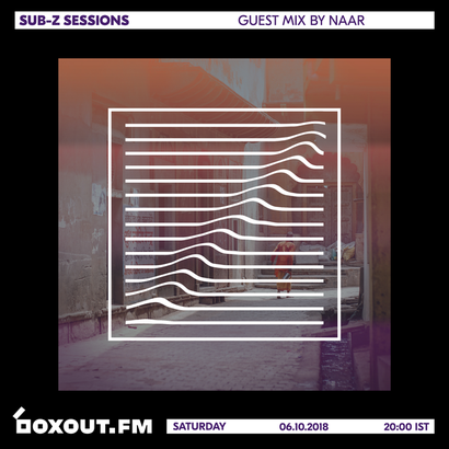 Sub-Z Sessions 033 - Guest Mix by Naar