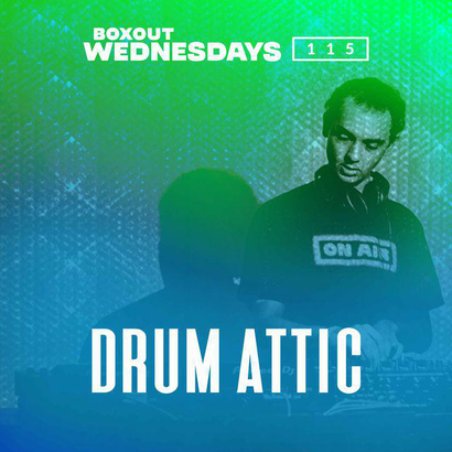 Boxout Wednesdays 115.1 - Drum Attic