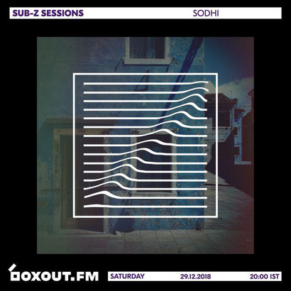 Sub-Z Sessions 043 - Sodhi