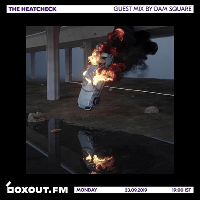 The Heatcheck 051 - Guest Mix by Dam Square
