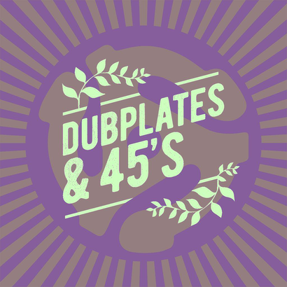 DUBPLATES & 45'S 014 - Delhi Sultanate | BFR Soundsystem