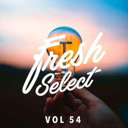 Fresh Select Vol 54 new Sampology | Jarreau Vandal | Jazzanova | Noah Slee | The Internet + More