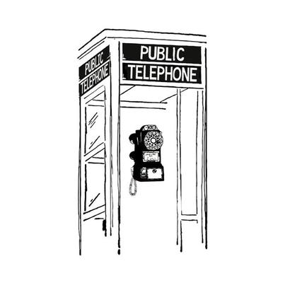 Public Telephone 001 - Diego Edelstein