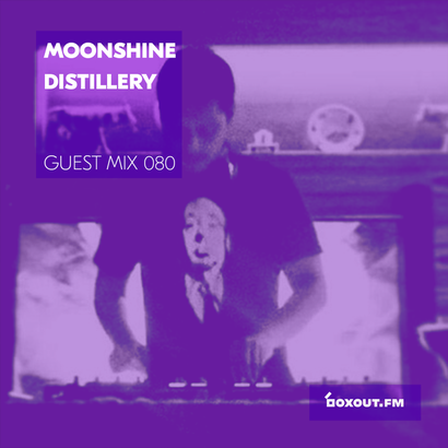 Guest Mix 080 - Moonshine Distillery