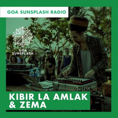 Goa Sunsplash Radio - Kibir La Amlak and Zema